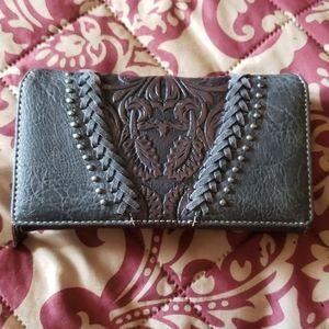 Trinity Ranch wallet